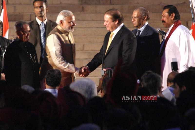 Modi and Sharief