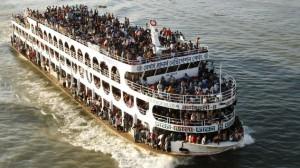 Bangladesh ferry