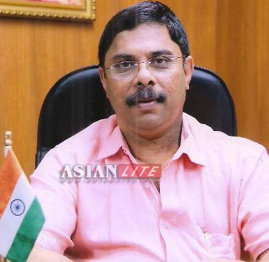 Goa Minister Dilip Parulekar