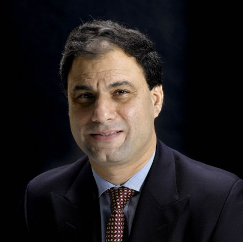 Lord Karan Bilimoria owner of Cobra Beer