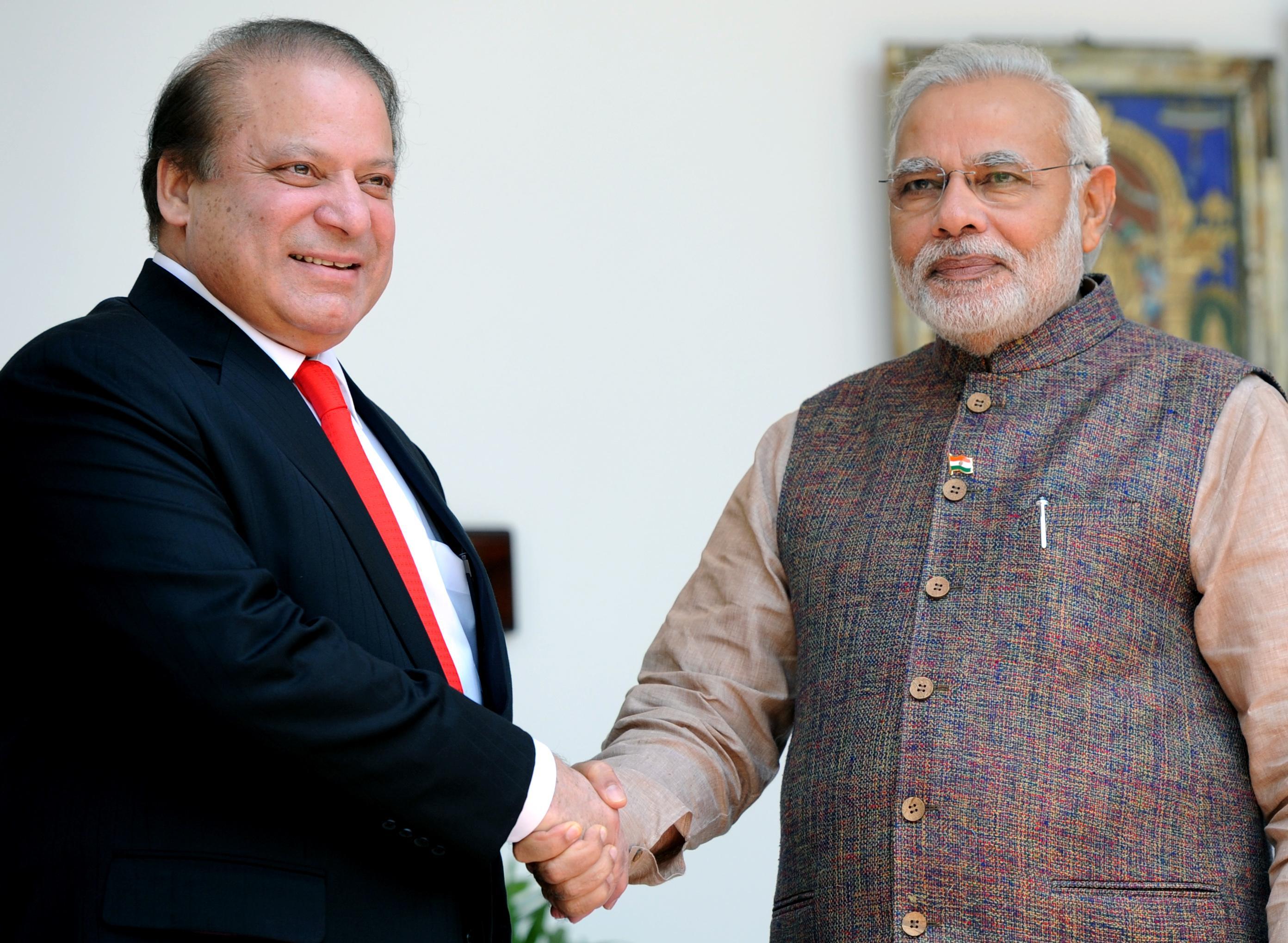Narendra Modi  Nawaz Sharif  (File)