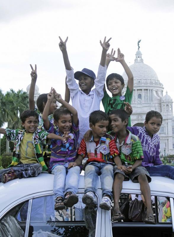 City of joy - Indian children orphans charity