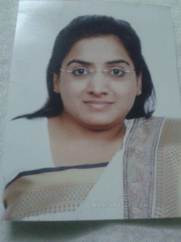 Sarika Jain who cleared civil services