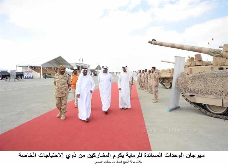 UAE Tanks.