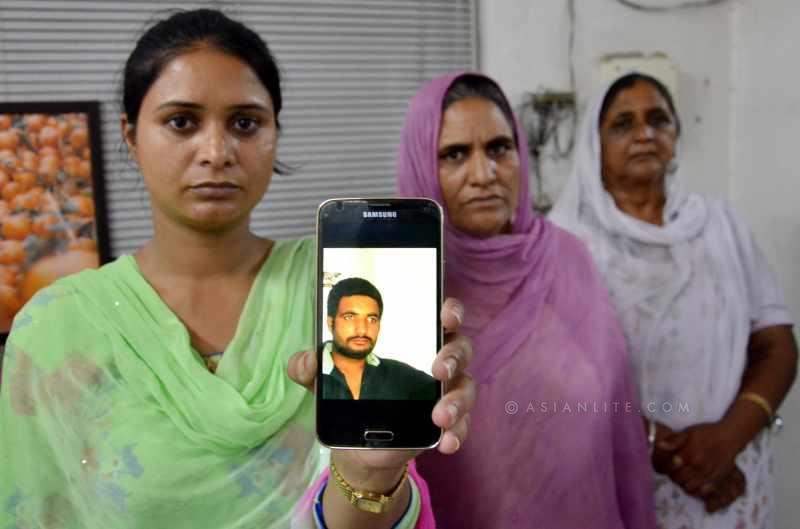 punjab iraq abducted