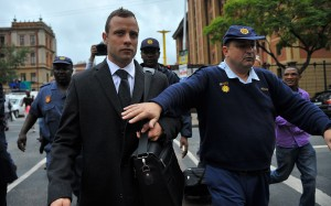 (SP)SOUTH AFRICA-PRETORIA-OSCAR PISTORIUS-TRIAL