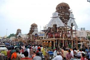 Puri's Ratha Yatra