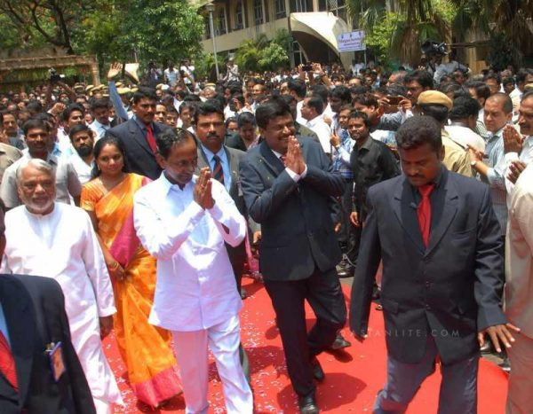 Telangana Rao KCR