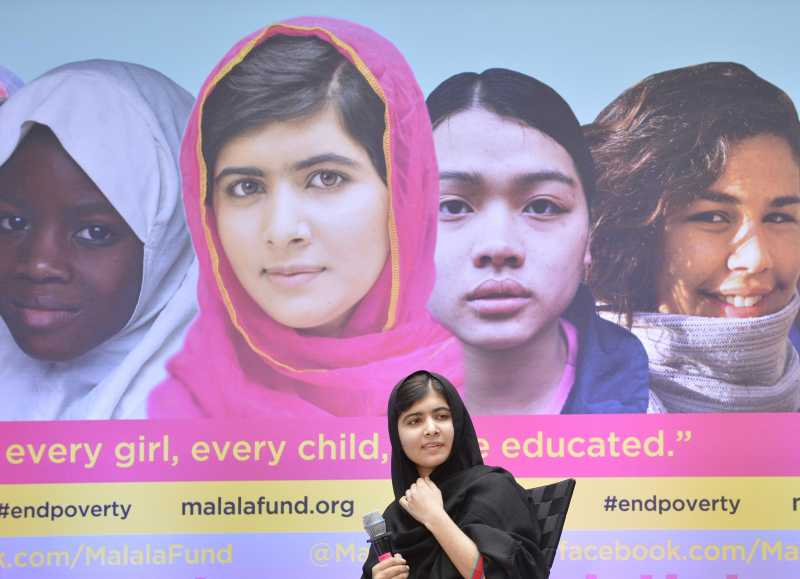 Malala Yousafali