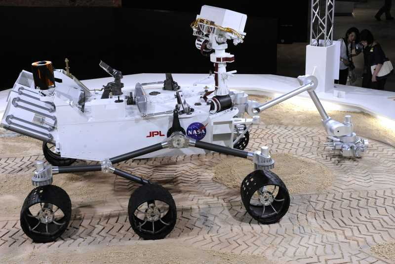 (WORLD SECTION) JAPAN-TOKYO-SPACE EXPO 2014-PRESS PREVIEW
