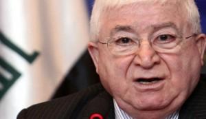 Iraqi politician Fuad Masum