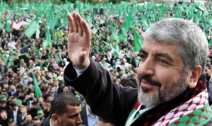 Hamas chief Khaled-Meshaal