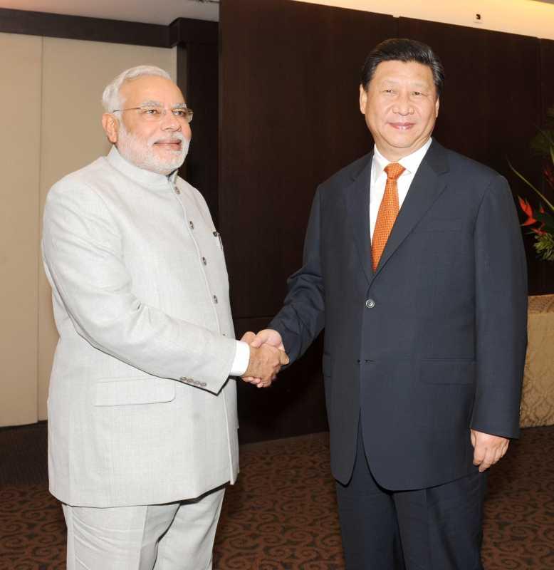 Modi Xi Ping