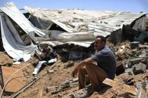 gaza air raids