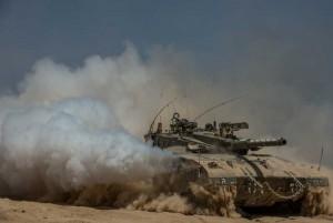 ISRAEL-GAZA-BORDER-FIGHTING-THREE ISRAELI SOLDIERS-KILLED