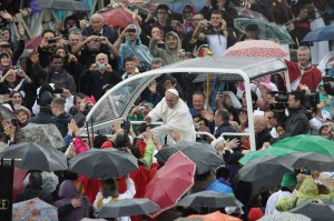 Pope Francis Leads Confraternitis Mass - 5 May 2013