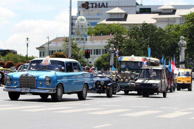 THAILAND-BANGKOK-QUEEN-BIRTHDAY