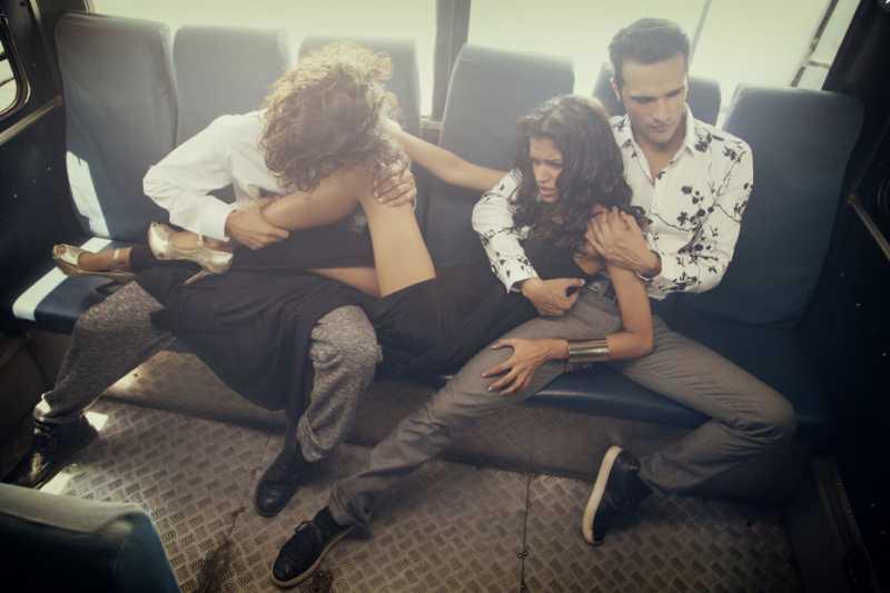 Delhi Rape Shoot