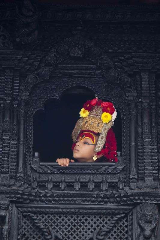 NEPAL-KATHMANDU-INDRA JATRA FESTIVAL