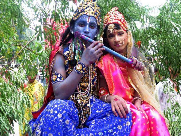 BANGLADESH-DHAKA-KRISHNA JANMASHTAMI FESTIVAL