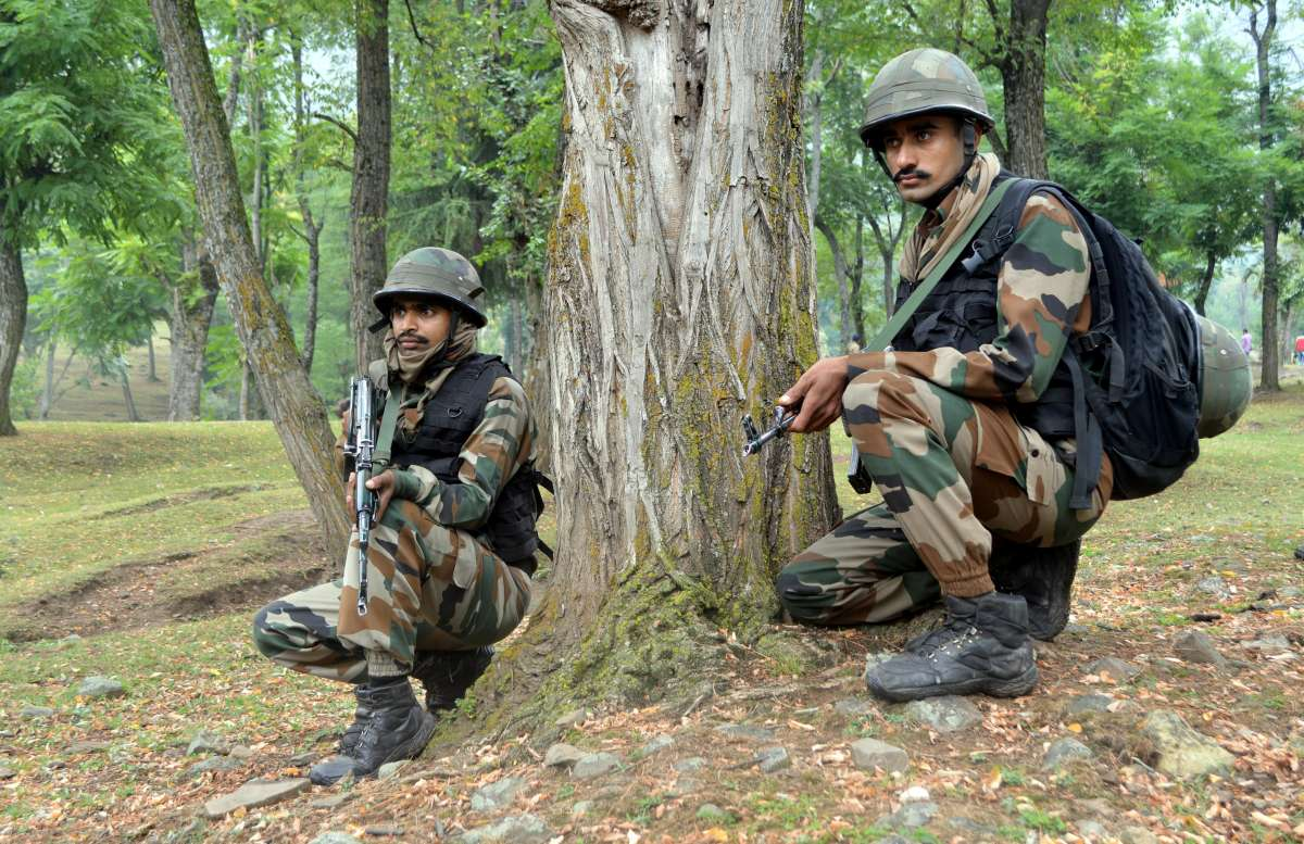 army kashmir