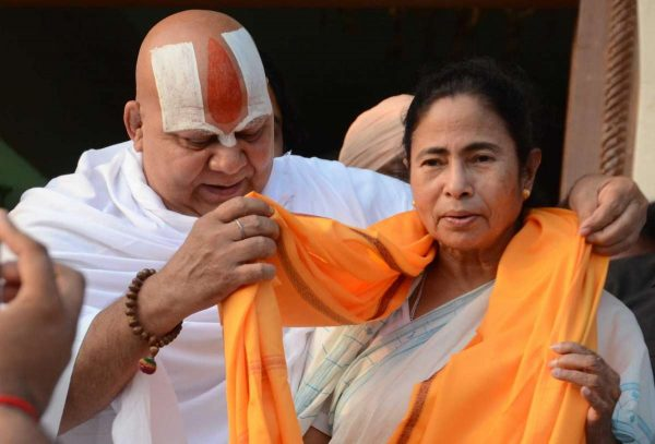 West Bengal Chief Minister Mamata Banerjee visits Sagar Islands in South 24 Parganas of West Bengal  (File)