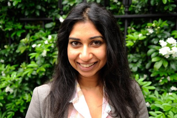 Barrister Suella Fernandes
