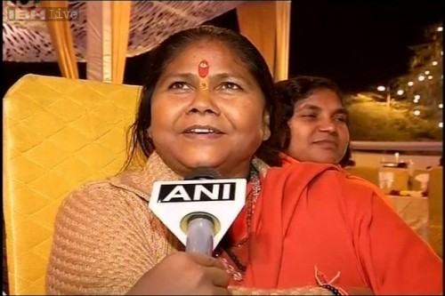 Union Minister of State for Food Processing Industries Sadhvi Niranjan Jyoti