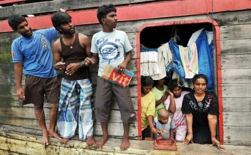 lankan refugees