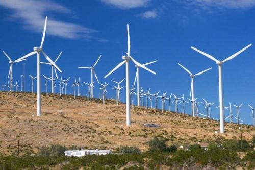 wind mill energy