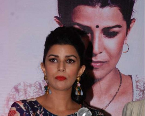 Actress Nimrat Kaur during the DVD launch of film The Lunchbox