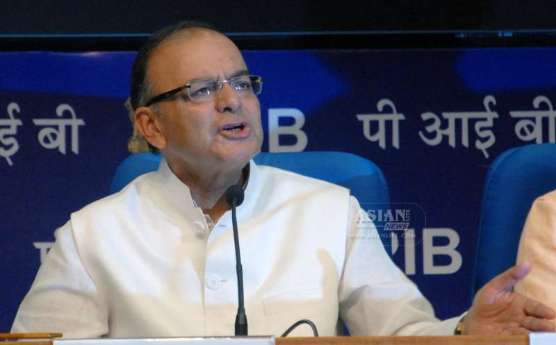 The Union Minister for Finance, Corporate Affairs and Information and Broadcasting Arun Jaitley  (File)