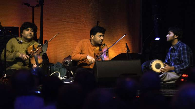 Live at Celtic Connections in Glasgow