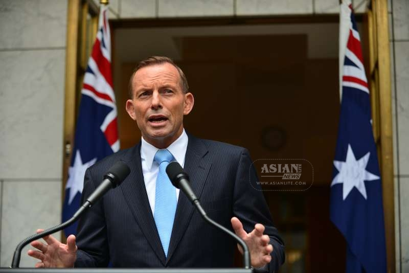 Former Australian PM Tony Abbott