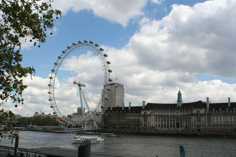 London's historic South Bank