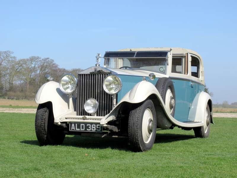 Rolls-Royce Phantom II Sedanca De Ville (2)