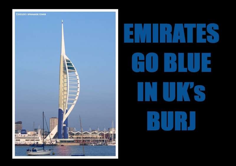 Emirates Burj A
