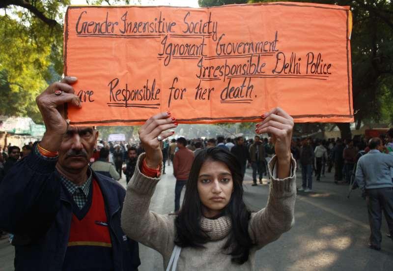 Rape Protest 2