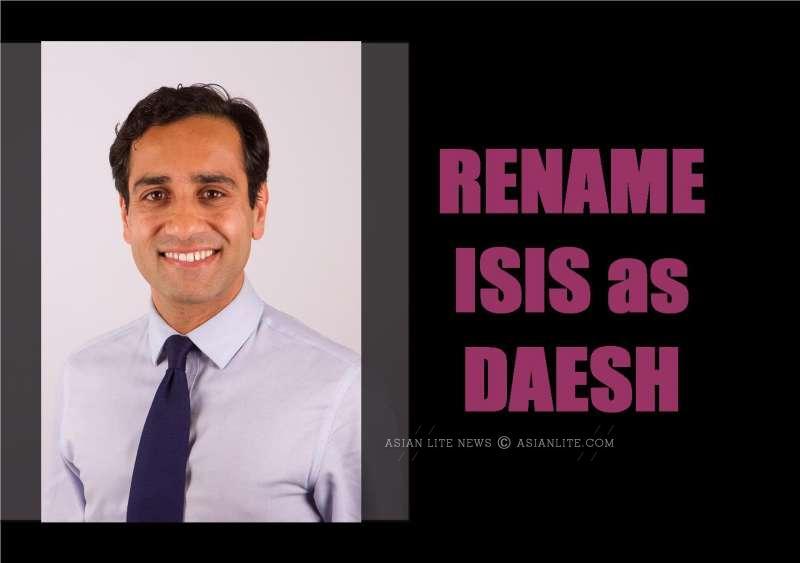 Rename ISIS