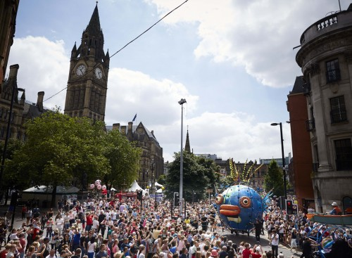 Manchester Day Parade 2014
