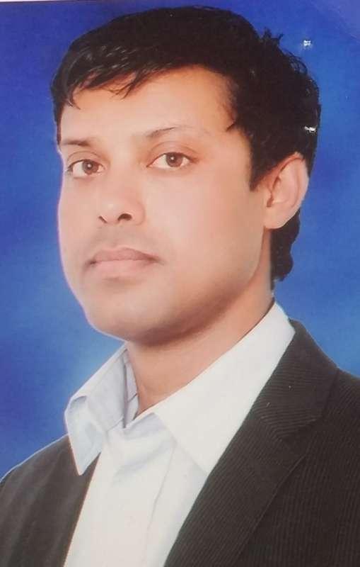 Mr Ahmad Shariq Khan