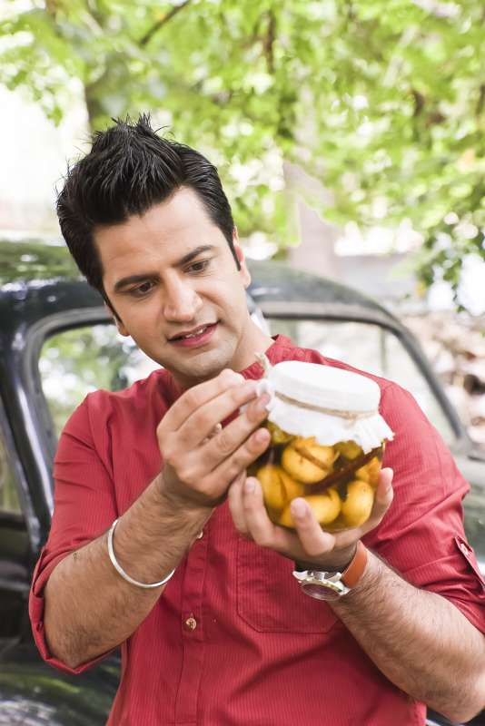 Celebrity chef Kunal Kapoor 2