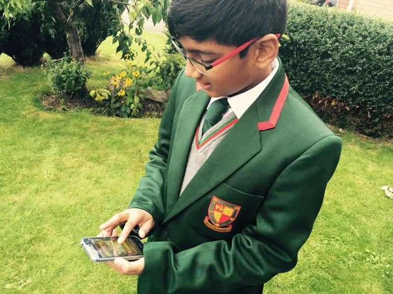 Saif Mobile Student