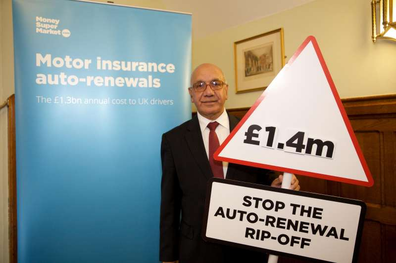 Virendra Sharma MP calls on insurers to stop ripping-off Ealing, Southall drivers by £1.4 million