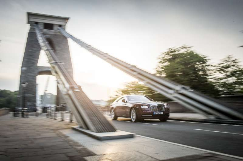 Rolls-Royce to open a new showroom in Bristol
