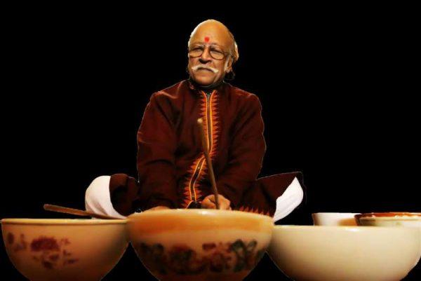 Dr Rajeshwar Acharya on Jaltarang