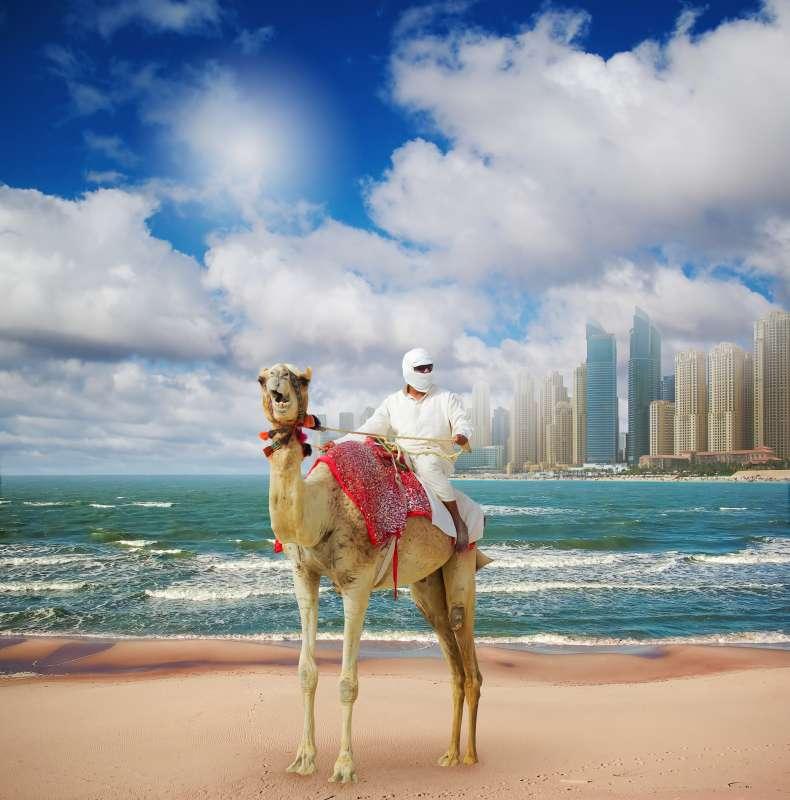 Dubai Abu Dhabi Tourism Arab