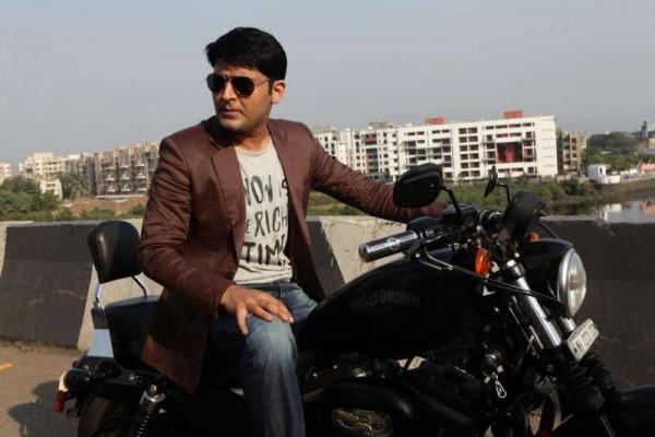 Kapil Sharma in his debut making film