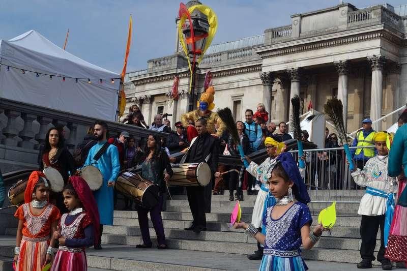 Ram Yatra arrives amisdt drum beats