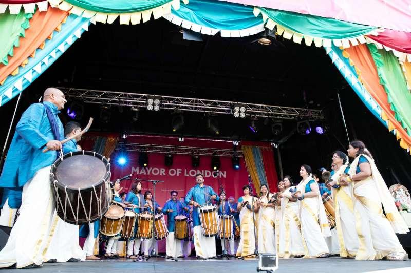 Diwali at Square 2015